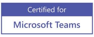 Certified Microsoft Teams